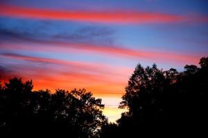 Boise - Autumn Sky 2