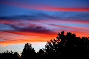 Boise - Autumn Sky 1