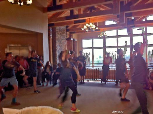 Dancing Motion