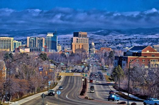 25Feb2015_1a_Boise-Downtown-HDR